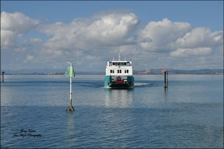 Curtis Ferry approaching Southend