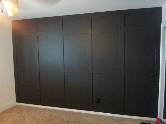 board and batton basement wall (in white) (check out existing baseboard tied in & board and batton basement wall (in white) (check out existing ...