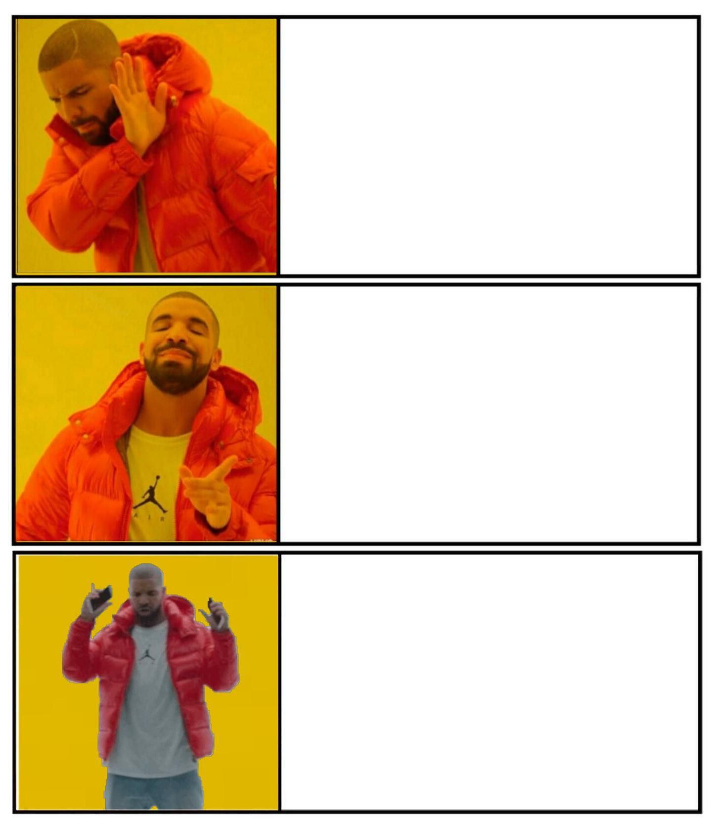 Drake S Cool And Beyond Meme Templates Official
