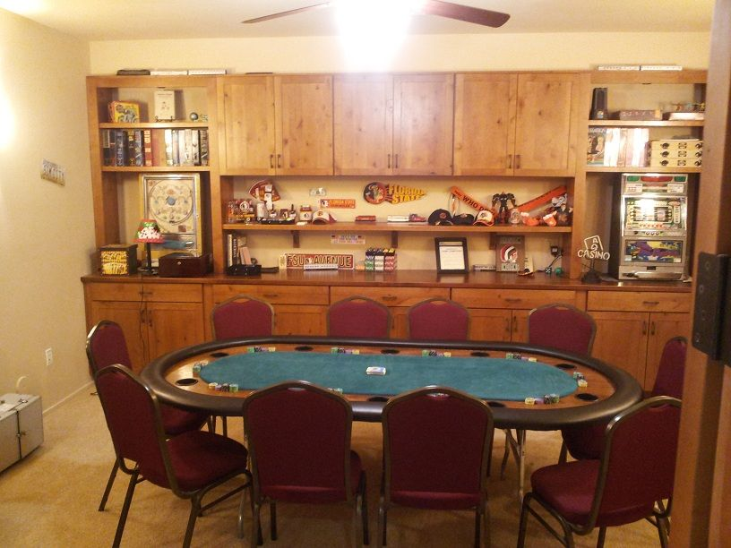Grand Villa Poker Room