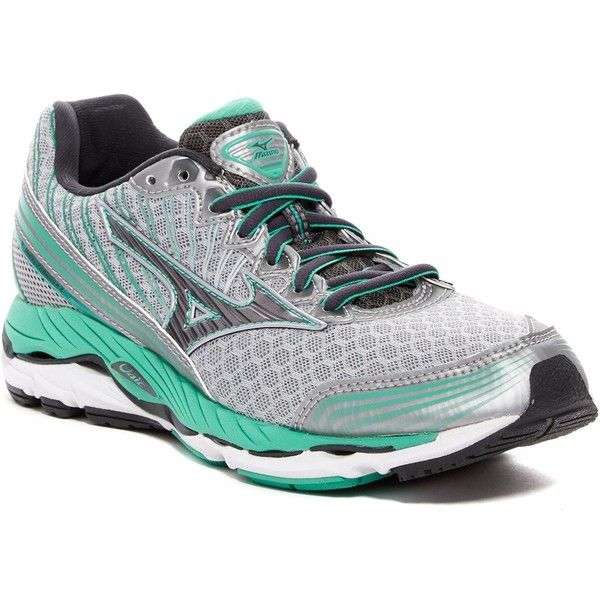 dc294e229b67 Mizuno Wave Paradox 2 Running Shoe - Wide Width ($50) ❤ liked on Polyvore