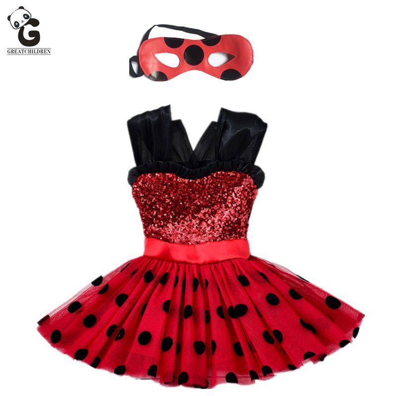 dcb79acef92ddb Barato Milagrosa Meninas Vestem Crianças Vestido para a Menina de ...