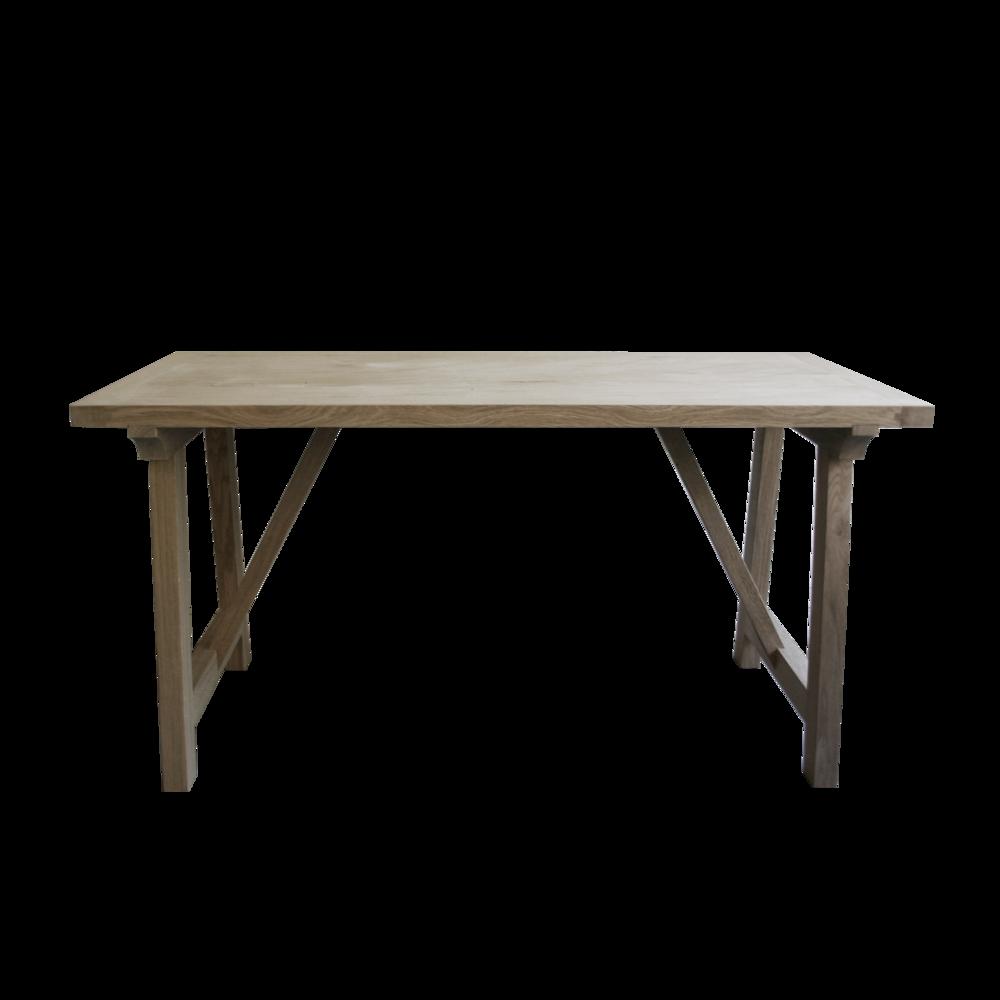 Mountainhome Designs: #Desk Small Kitchen Table Size: 150 Cm X 70 Cm X 75