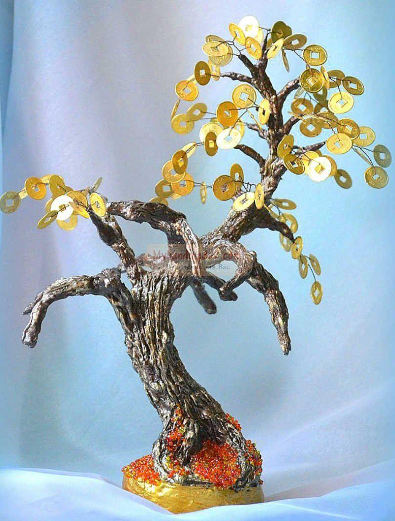Как сделать деревья из монет своими руками фото 402