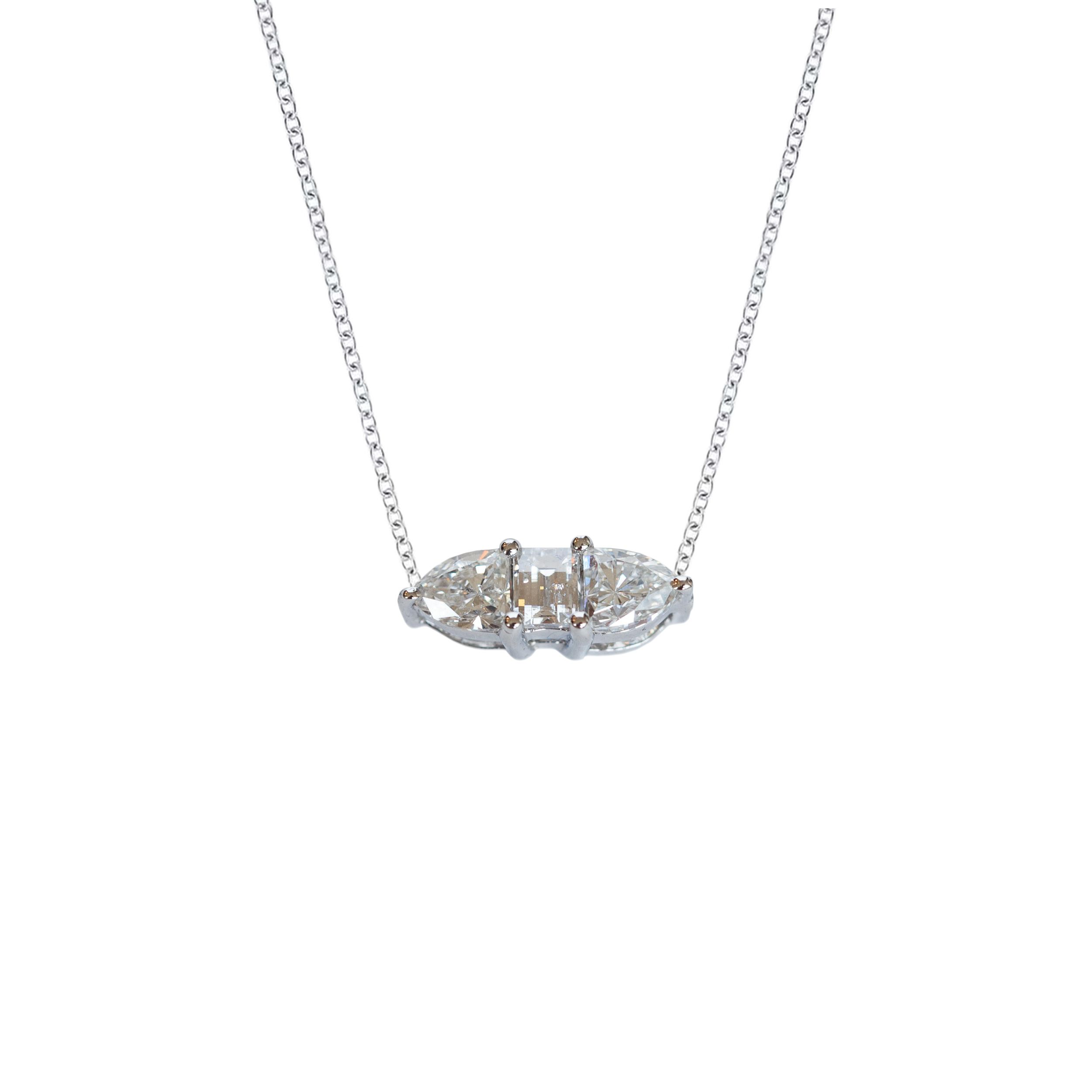 sterling grams p silver fancy drop width cut mm polished diamond weight necklace length