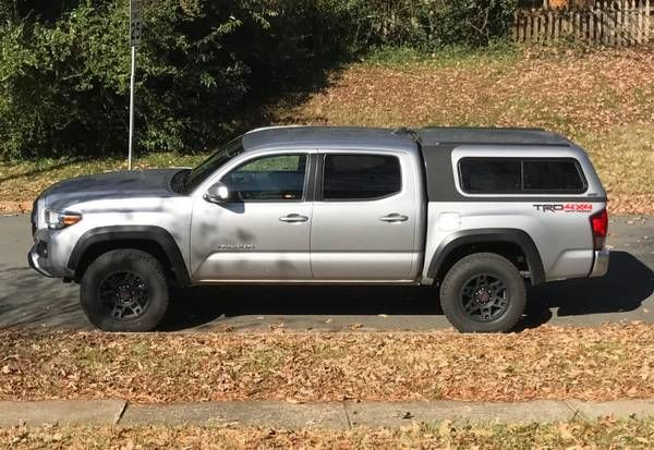 Tacoma Camper Shell for sale | Only 3 left at -70% |Tacoma Camper Shell