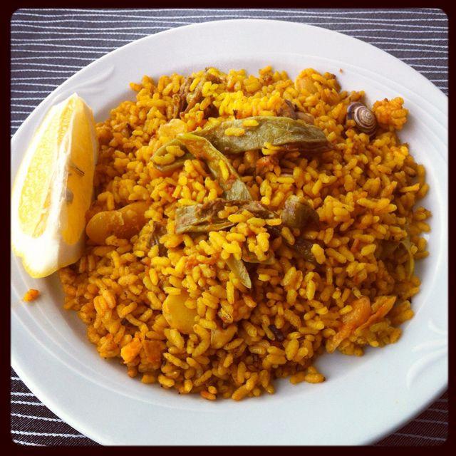 Recetas De Cocina Española Paella Valenciana | Paella Valenciana Flavoursoftheworld Lingualia Rice