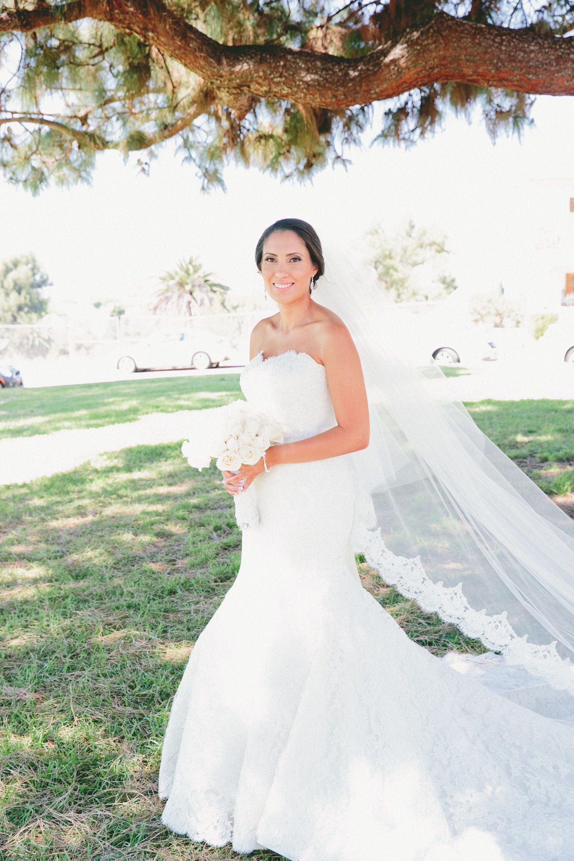 Catholic wedding dresses  Modern Wedding in Southern California Rooftop Wedding Catholic