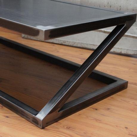 Table Basse Metal Zed Table Basse Design Loftboutik