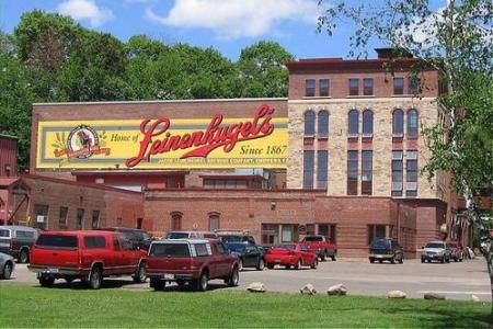 Tour Of The Leinenkugel Brewery In Chippewa Falls Friday