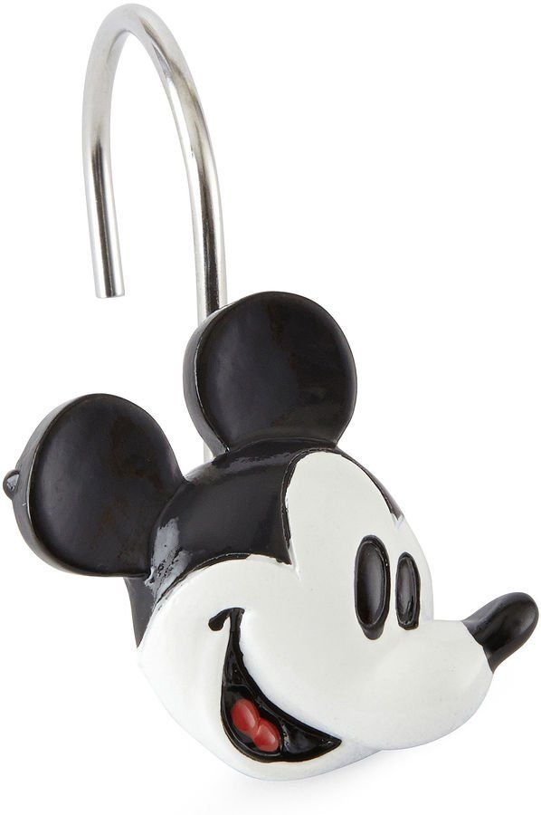 Mickey Mouse Shower Curtain Hooks Mickey Mouse Shower Curtain Mickey Mouse Bathroom Disney Bathroom