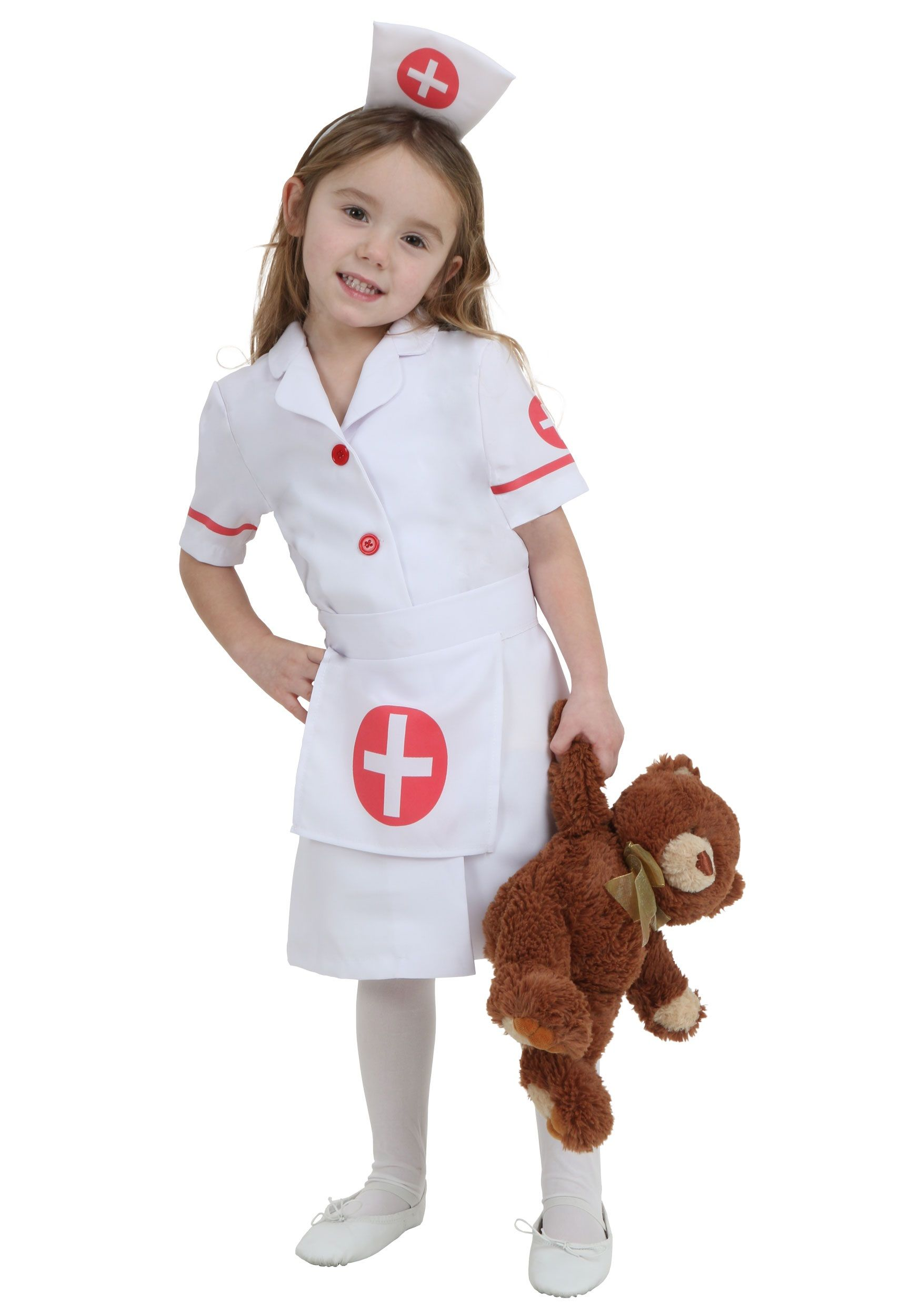 78c97341c1911 Toddler Nurse Costume | Costumes in 2019 | Nurse costume, Nurse ...