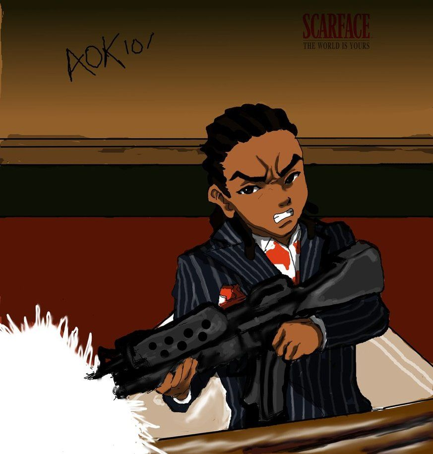 scarface riley by okulby on DeviantArt Scarface