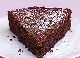 Schokoladenkuchen Rezept   Küchengötter