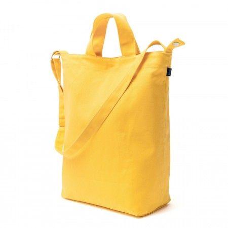 Cotton Tote Bag - Yellow