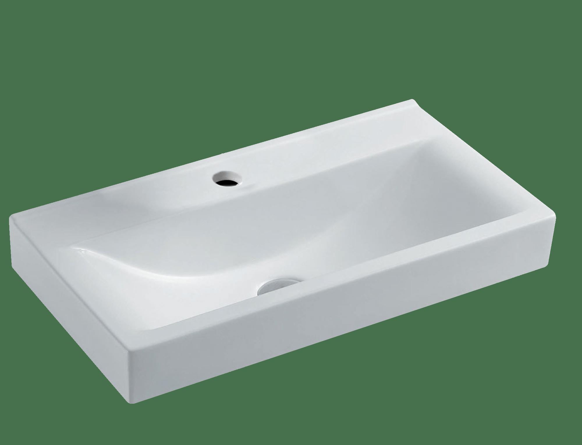 sink drop in sink bathroom