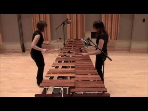 2 1 Marimba Duo Eastman School Of Music Marimba Music Trivia