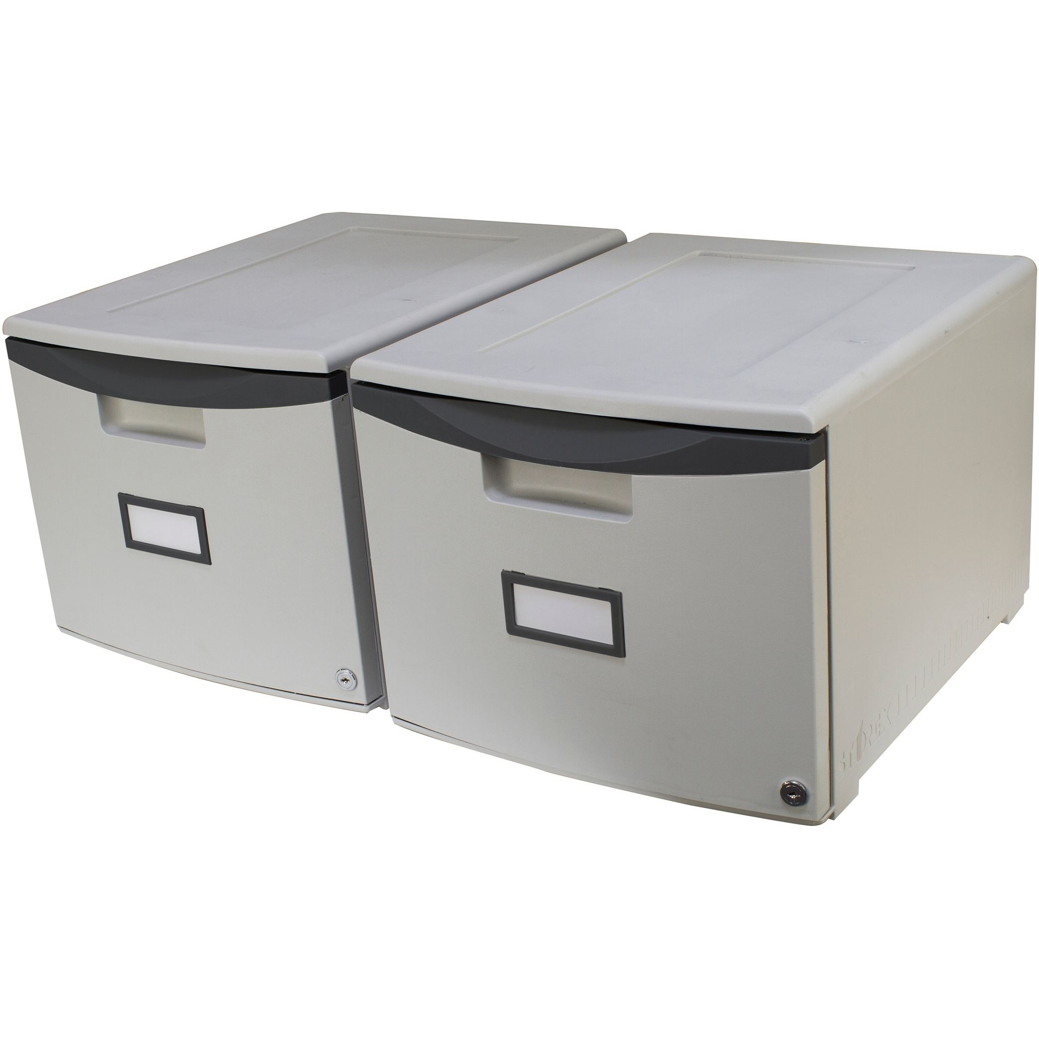 on system plastic dark file cabinets cabinet single marvellos wheels drawer astounding rolling