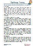 #Zwielaute - #Diphthonge - Lückentexte #Grundschrift 3.Klasse #Franzoesisch Arbeitsanweisungen sind in den Lösungen in Französisch übersetzt. Arbeitsblätter / Übungen / Aufgaben für den Rechtschreib- und #Deutschunterricht - Grundschule.  Es handelt sich um 39 #Diktattexte, die auf 11 Arbeitsblätter verteilt sind. In den Lücken werden die Zwielaute / Diphthonge  ei eu äu ai au eingesetzt.