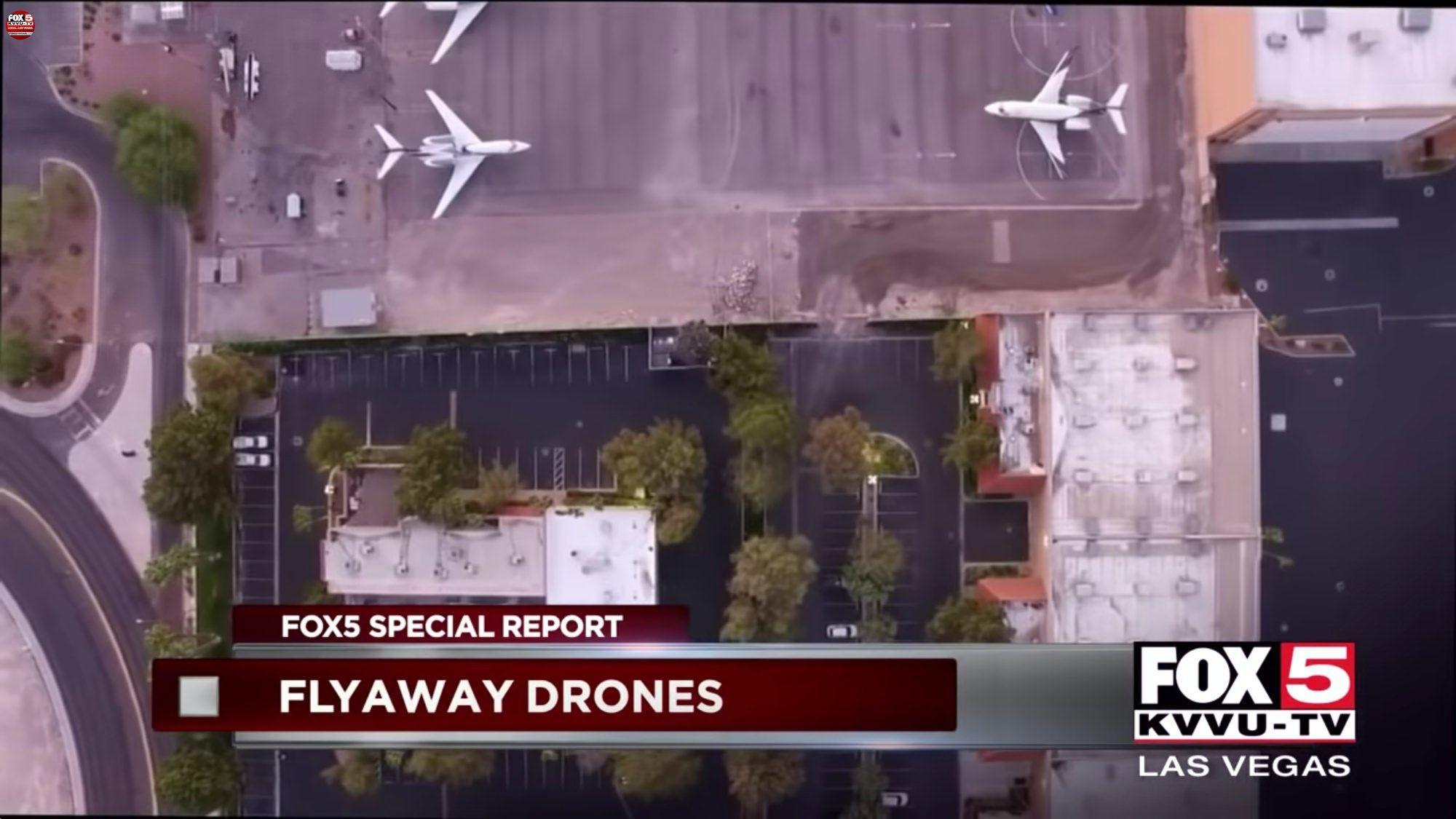 Drone pilot fined 20,000 after DJI Phantom 3 lands at