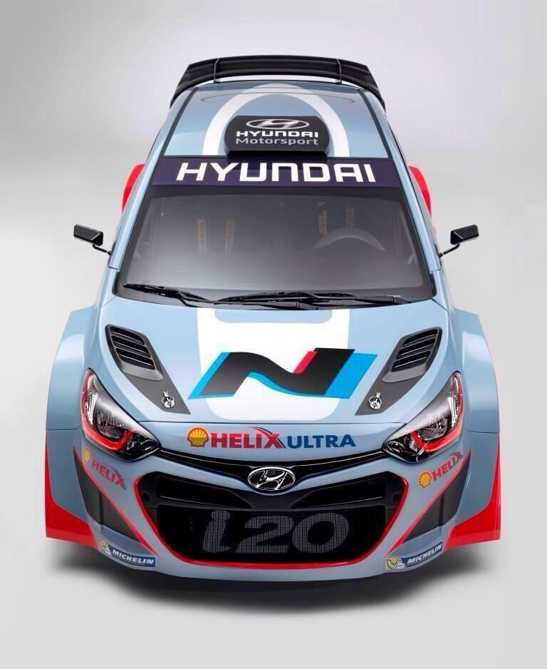 Rally Car, Hyundai Veloster