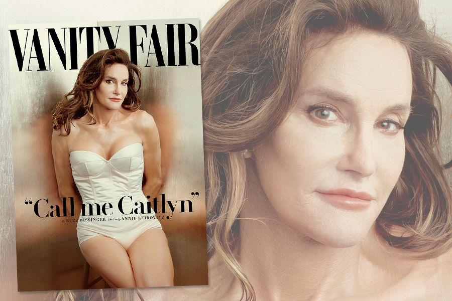 """Call me Caitlyn"" photos by Annie Leibovitz"