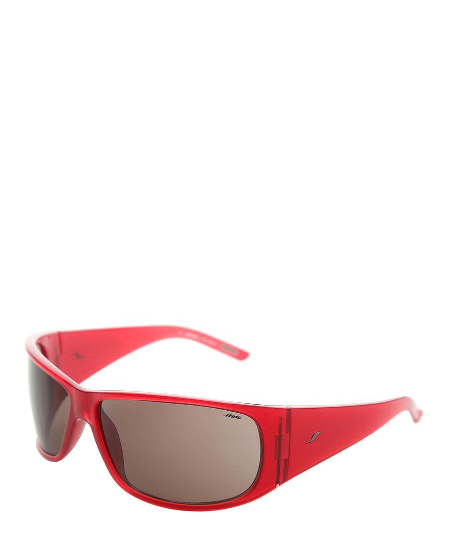 Occhiali da sole sting  - materiale: iniettato  - lunghezza aste: 115 mm  - diametro lenti: 95 mm  - larghezza ponte: 14 - Occhiali da sole uomo ss6327 Rosso