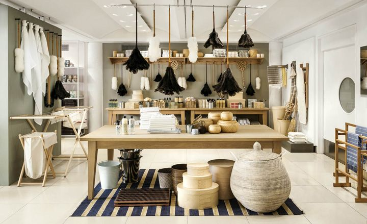 The conran shop unveils a new look for its marylebone for Jasper conran shop