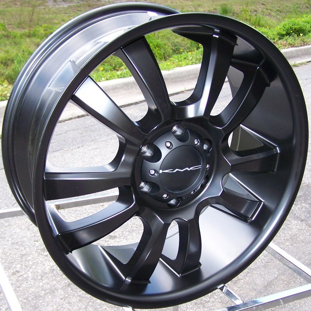 black kmc skitch wheels rims dodge dakota durango ram  lug   projects