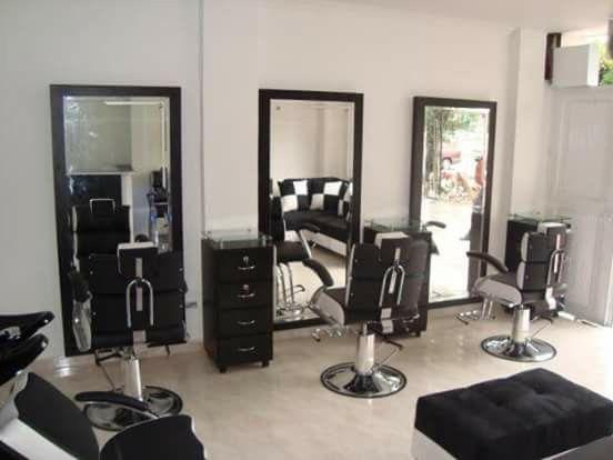 Pin by adriana cascante monge on salones de belleza - Diseno de peluquerias ...