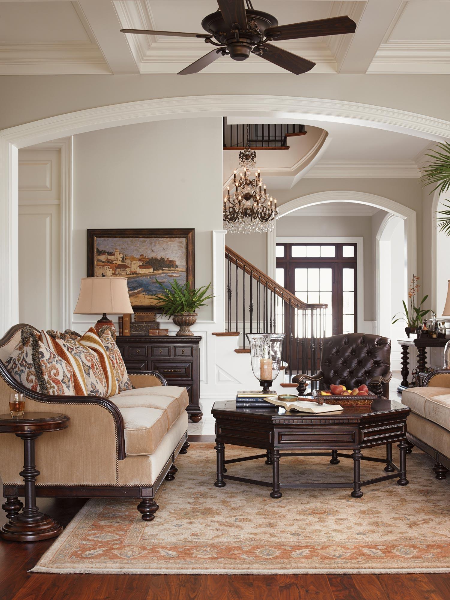Hewett Sofa | Lexington | Home Gallery Stores