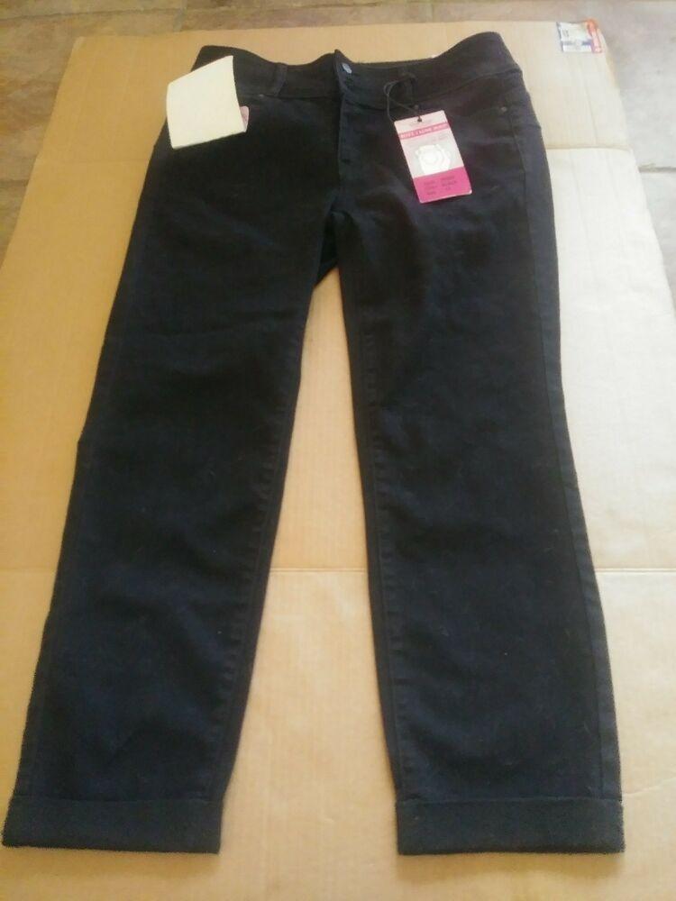 31b8bc175a76b Women s Wax Jeans Butt Enhancers Size 13 NWT!  WAXJEAN