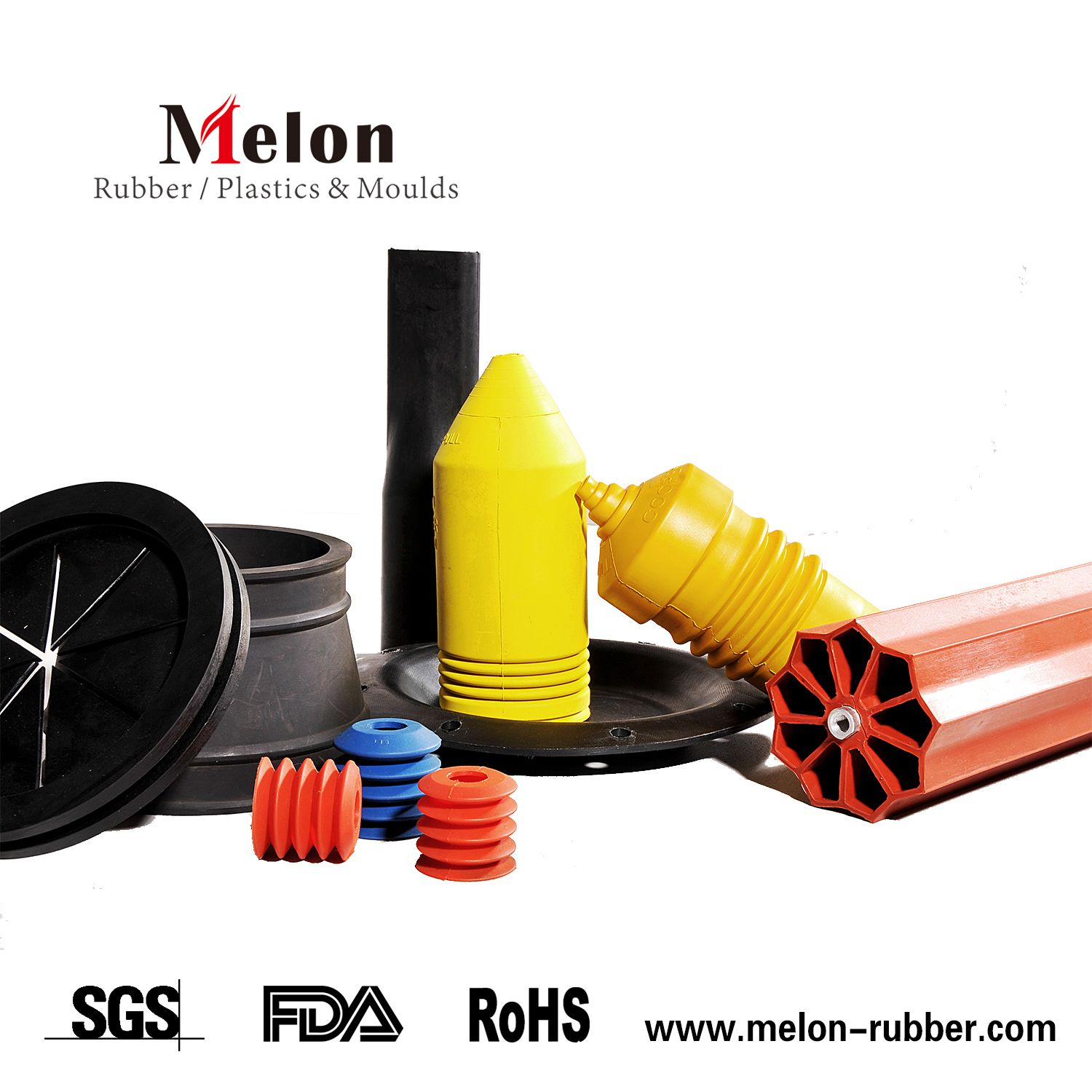 Silicone Rubber Dust Seal Bellows Silicone Rubber Rubber Molding Rubber