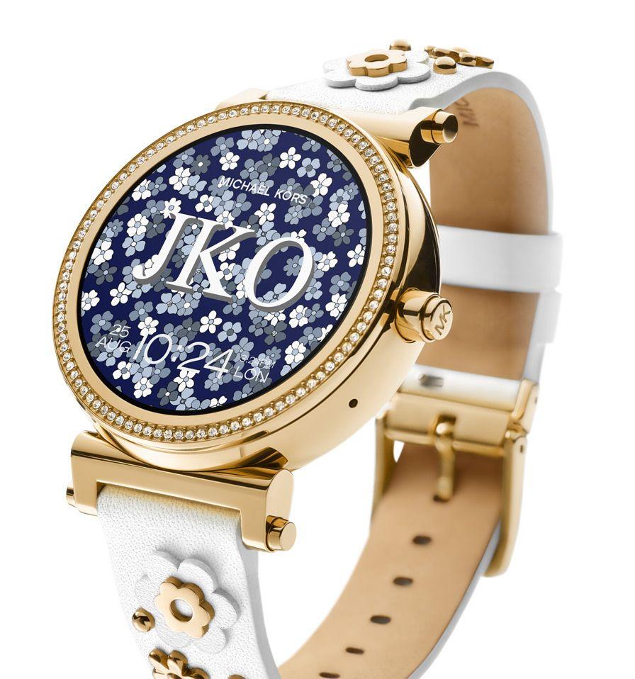 e75d30530162 Access Sofie Smartwatch Michael Kors SmartWatch for women. Michael Kors  WearableTech. Sofie by Miachel Kors smartwatch. Rose gold women s smart  watch by ...