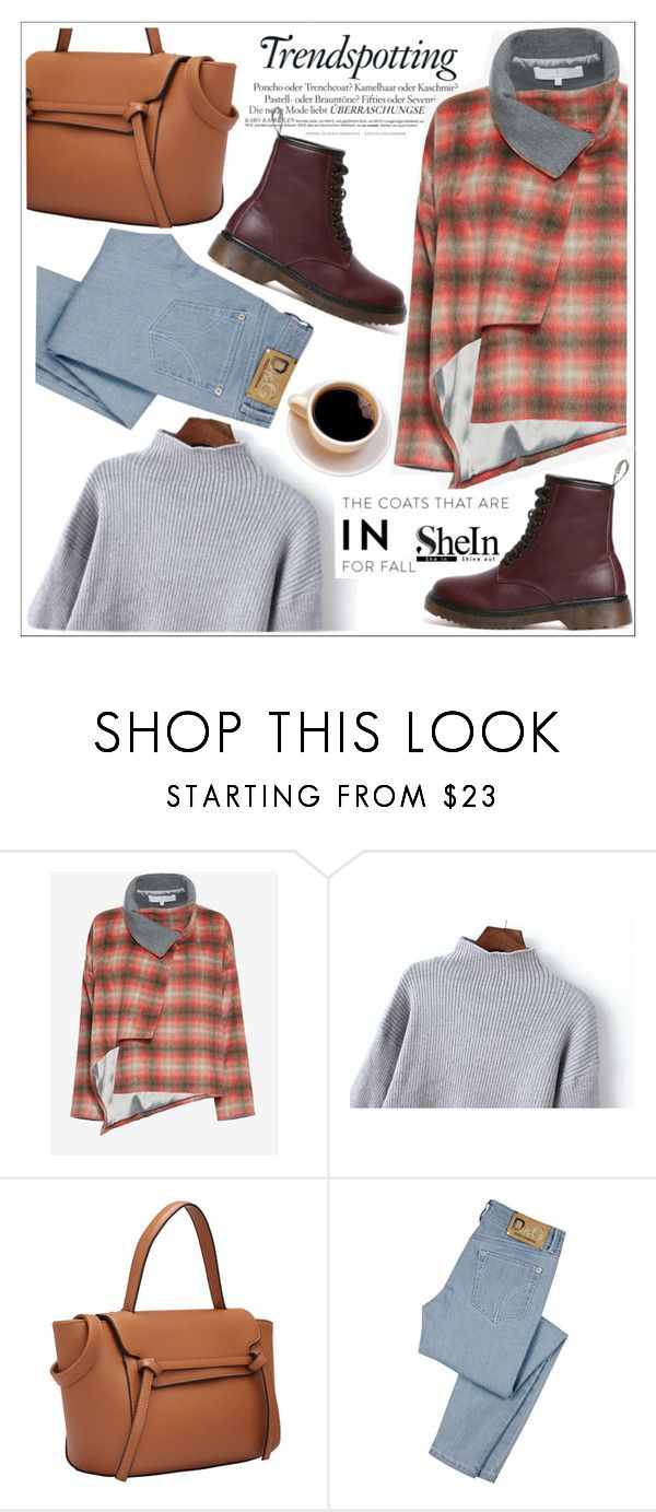 """""""Trendspoting"""" by teoecar ❤ liked on Polyvore featuring Melissa, Thakoon Addition and D&G"""