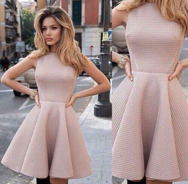 Pinterest : UniqueAlissaxx | Short dresses, Prom dresses