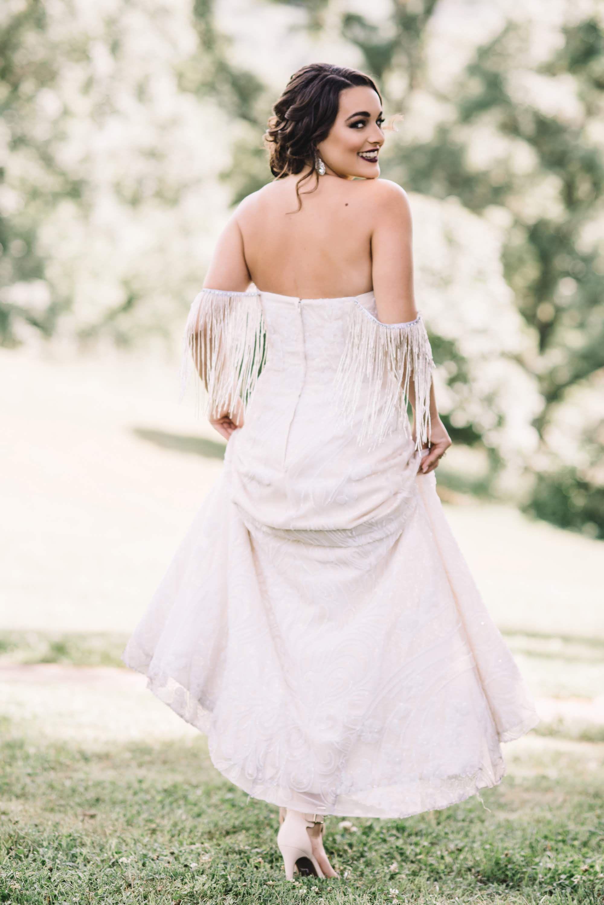 Didomenico Designs Creates Custom Couture Gowns To Fit A Bridetobe Dress Dreams Body