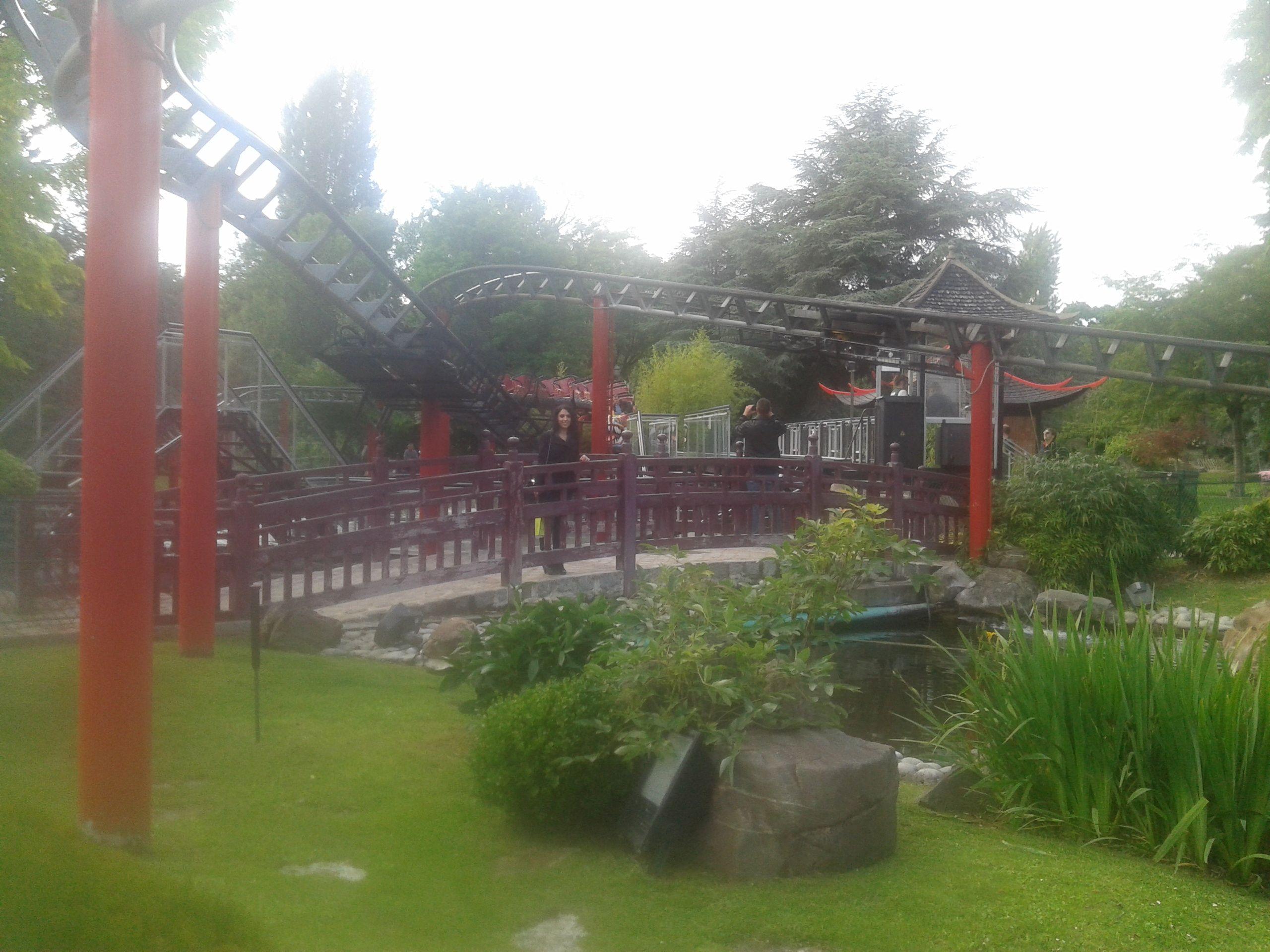 Jardin de seoul 10 me anniversaire au jardin d for Au jardin d acclimatation