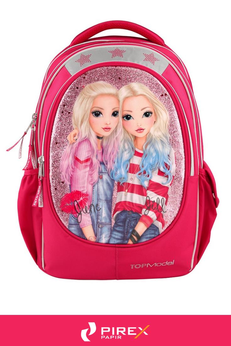 741d3416cf62a #iskola #táska #hátizsák #kislány #topmodel #friends #pink #pirexpapír
