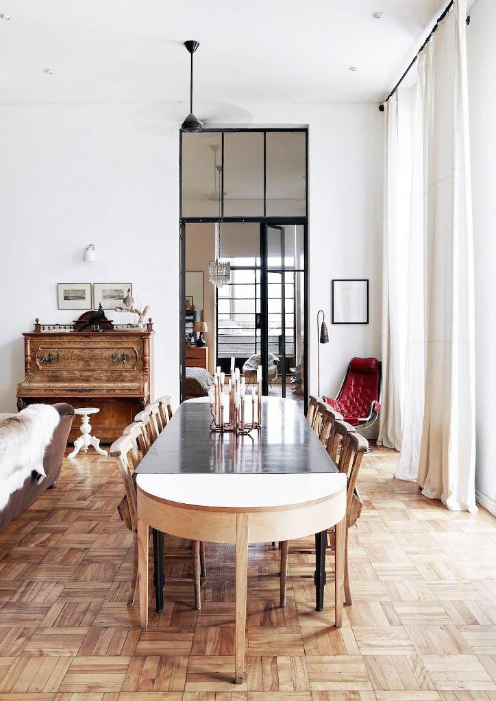 Urban Dwellers Will Rejoice In This Striking Loft Apartment