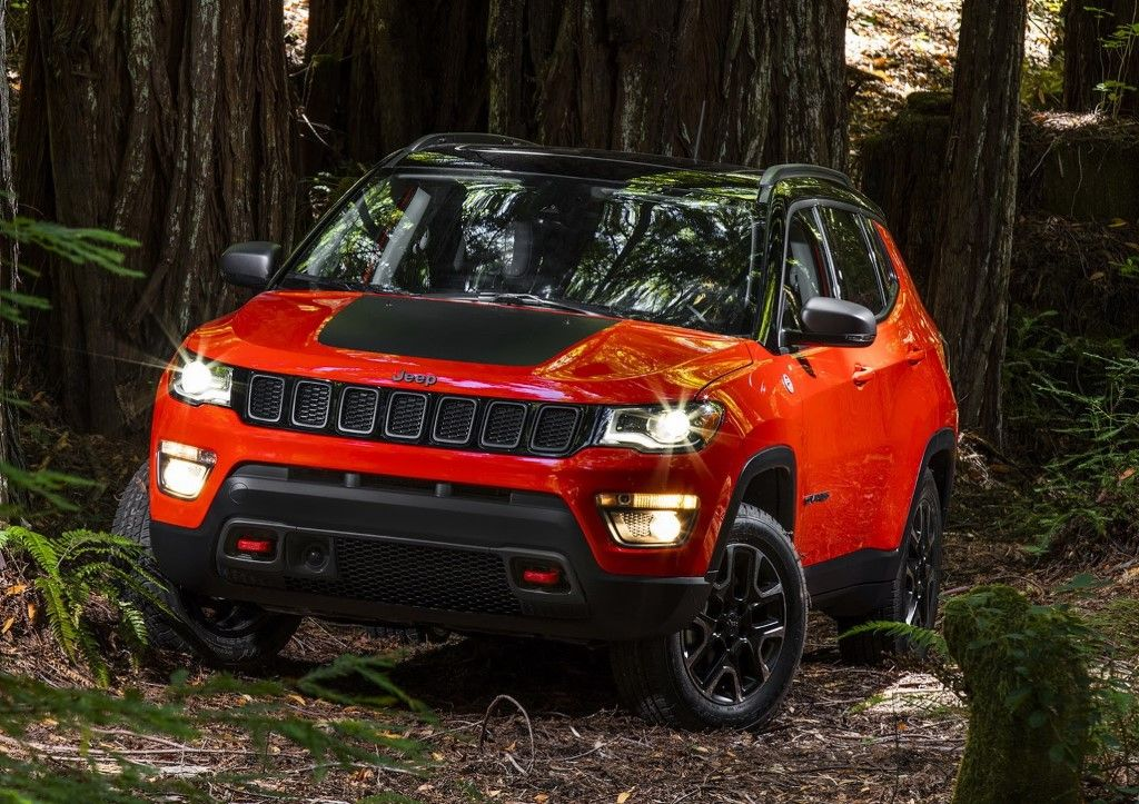 Jeep Compass India Unveil On 12th April Jeep Compass 2017 Jeep
