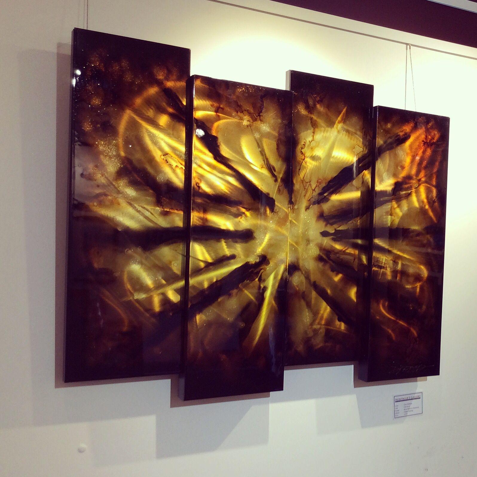 'Gold Burst'  Chris DeRubeis