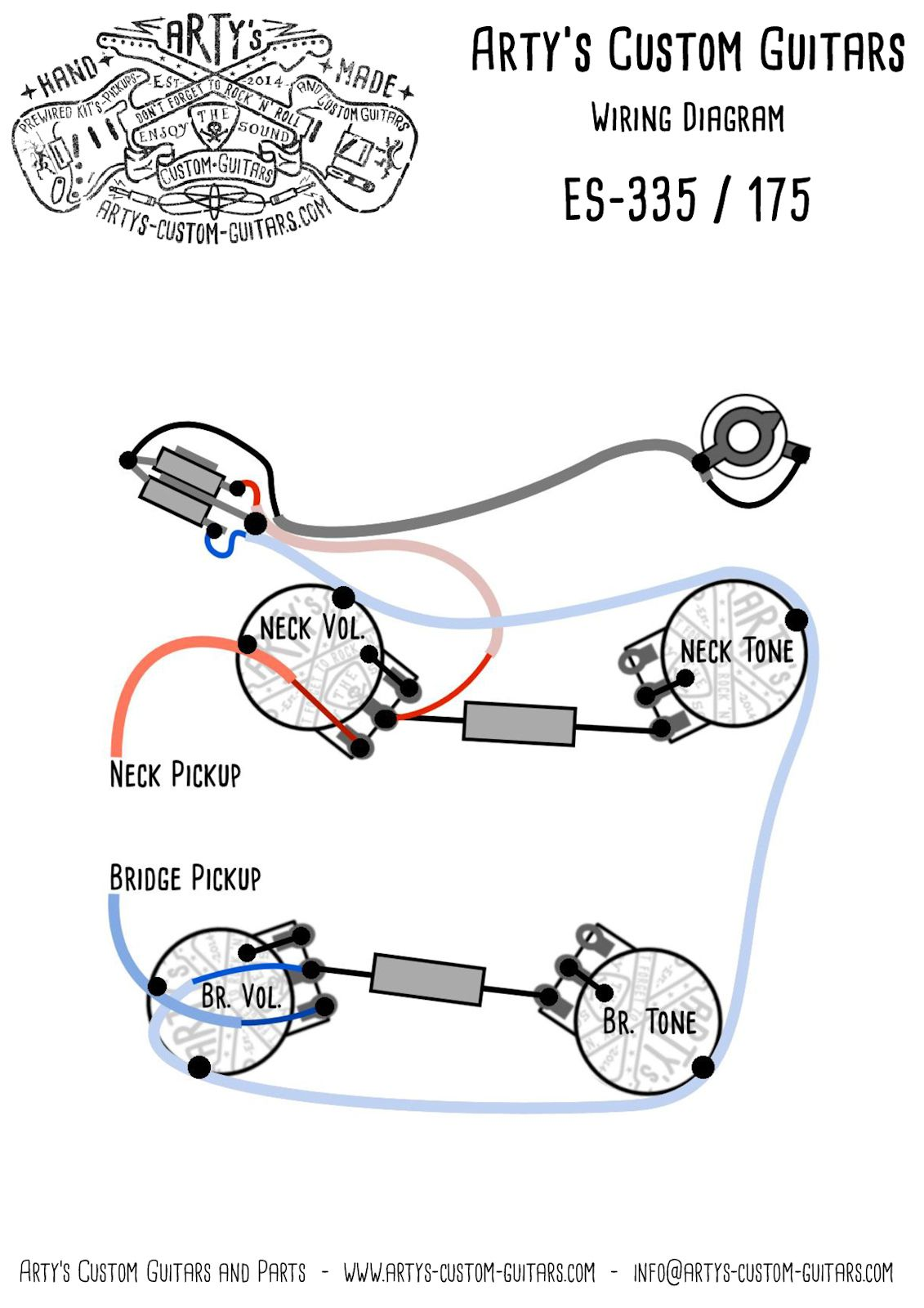 Wrg Gibson Guitar Wiring Diagram