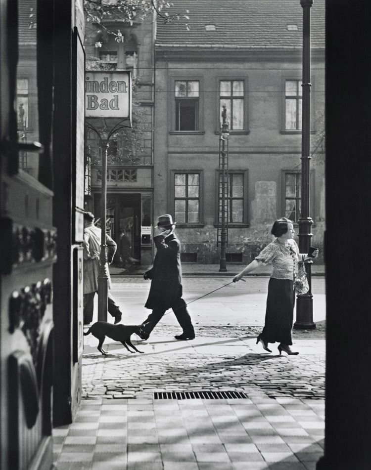 Berlin, vers 1929 ..Mara Vishniac Kohn, courtesy International Center of Photography