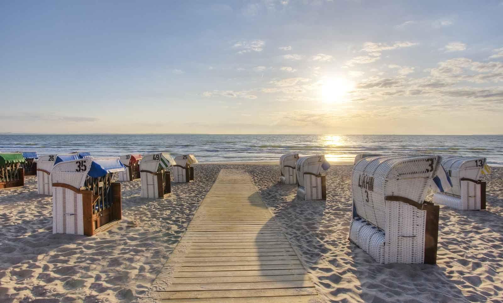 Timmendorfer Strand, Germany Urlaub timmendorfer strand