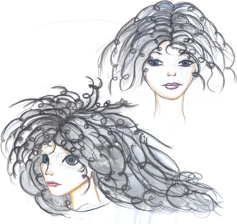 Pin by Sarah Saade on تخطيط | Female sketch, Painting, Art