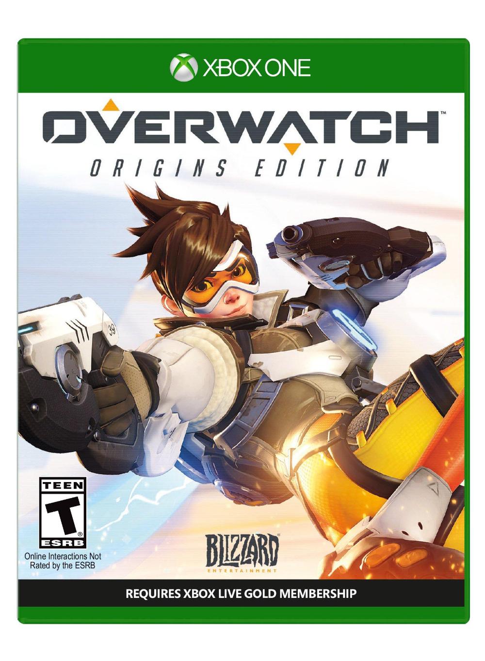 Overwatch Origins Edition Xbox One GameStop in 2020