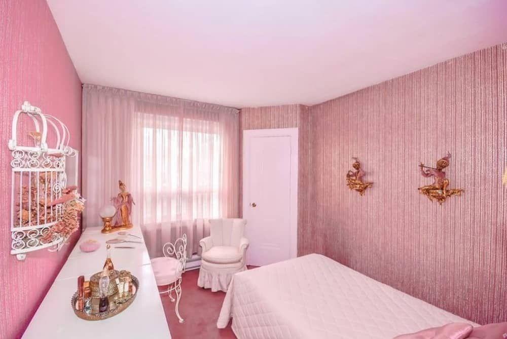 Schlafzimmer Pink ~ Schlafzimmer praktisches decorating