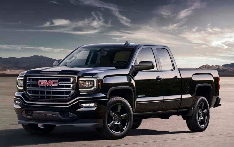 2018 Gmc Sierra Interior Changes Redesign Gmc Sierra Gmc