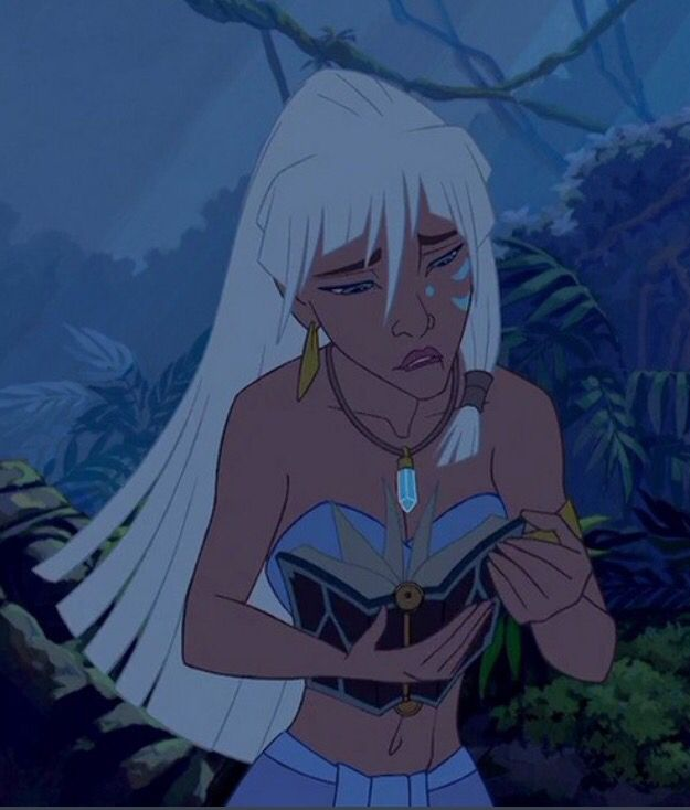 Kida is behind Milo Coloring page | Disney coloring pages ... | 734x625